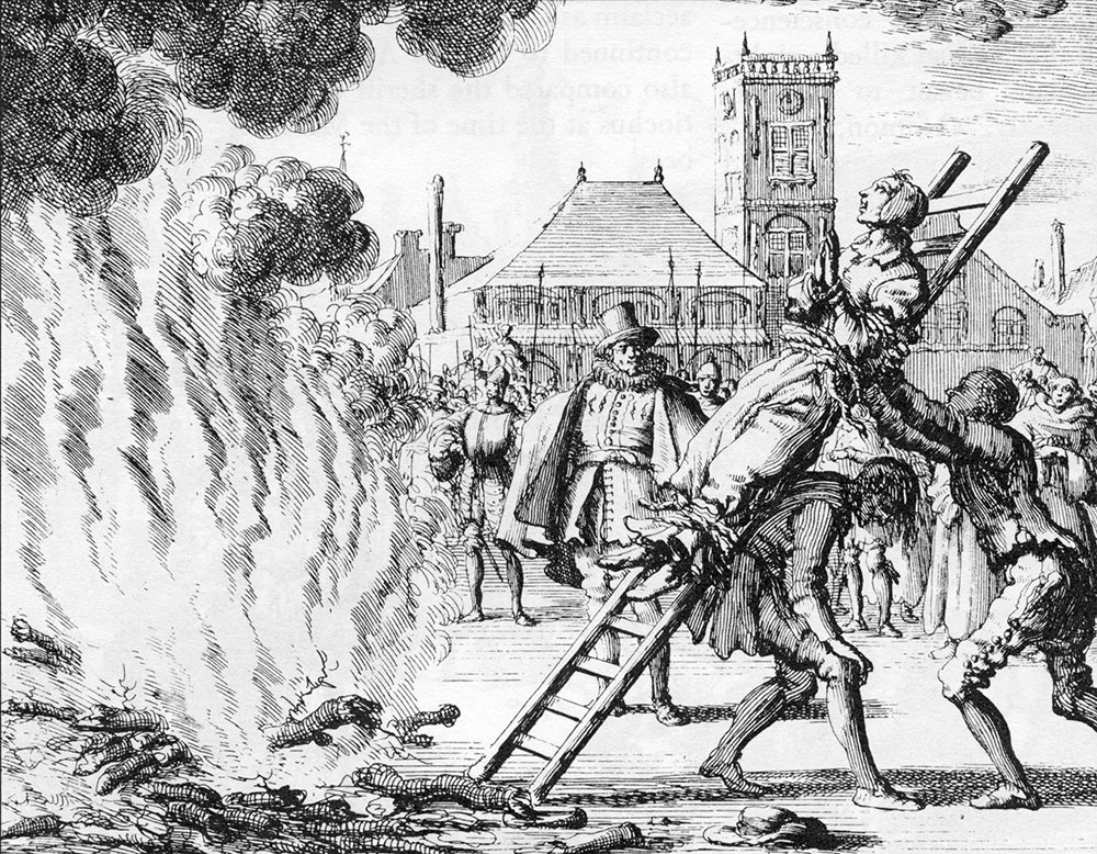 The birth of Anabaptism in fire and water | Canadian