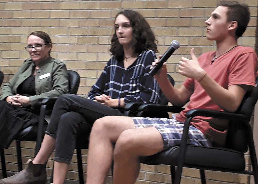 Conversations about sex and spirituality impact Rockway ...