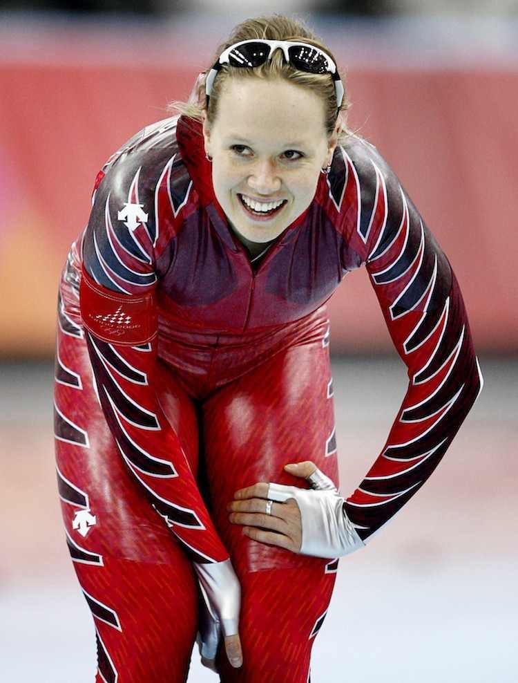 upcoming  olympic speed skater cindy klassen to take part