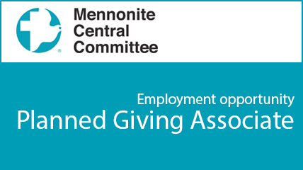 Planned Giving Associate ad