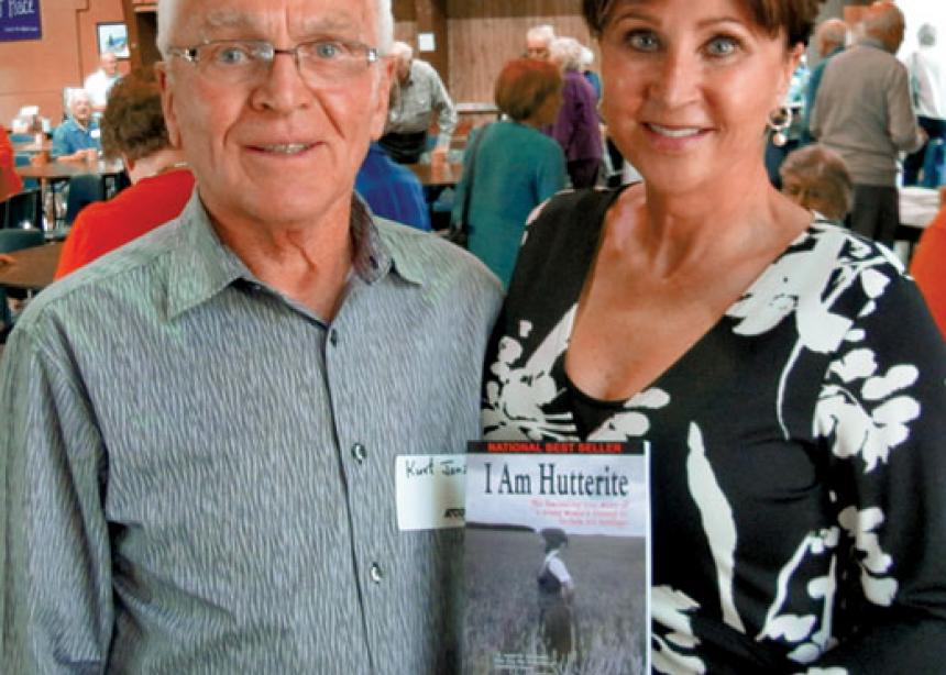 Hutterite author inspires heritage retreat | Canadian