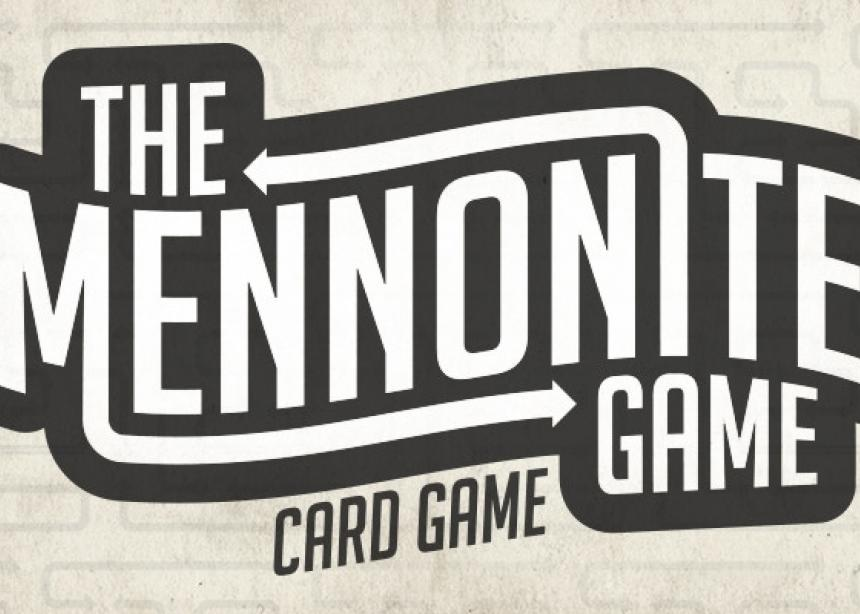 New Mennonite Game Card Game Creates Connections Canadian Mennonite Magazine