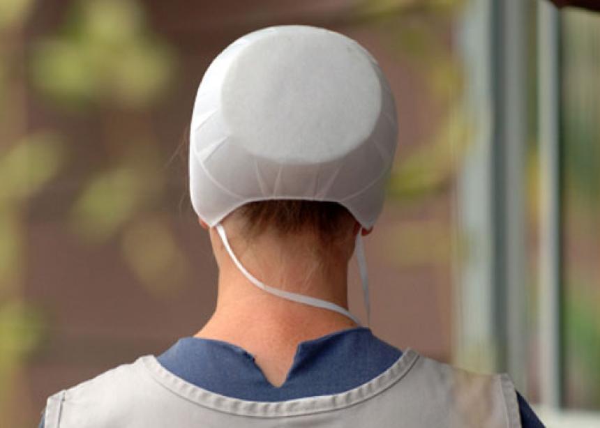 Peeking under the bonnet | Canadian Mennonite Magazine