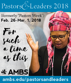 AMBS pastors and leaders