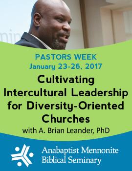 AMBS Pastor's week