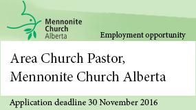 MC Alberta area pastor
