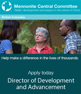MCC BC director of development ad