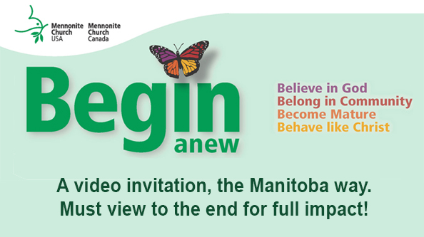 Manitoba invitation