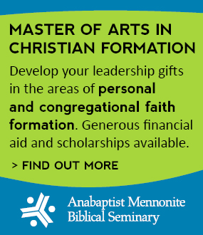 Master of Arts in Christian Formation