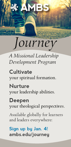 Jouenwy A Missional Leadership Development Program