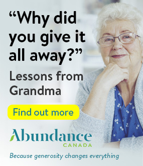 Grandma ad