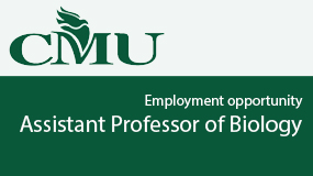 CMU employment assistant professor of biology