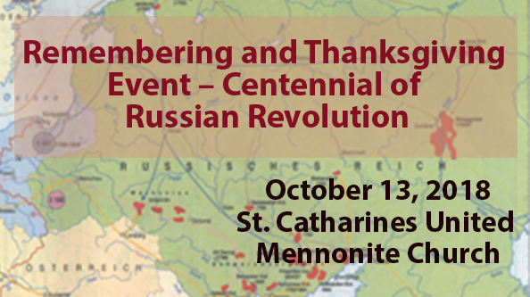 Remembering and thanksgiving event