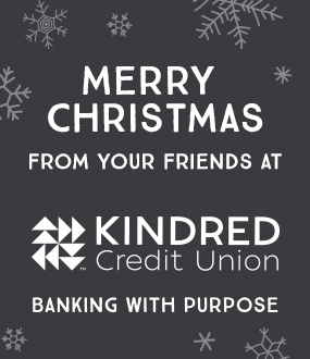 Christmas greetings from Kindred