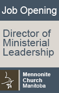 Director of Ministerial Leadership