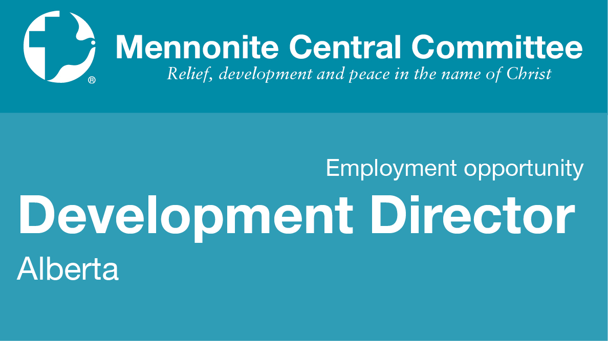 MCCA Director of Deelopment employment ad
