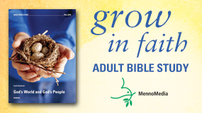 MennoMedia Faith and LIfe Resources