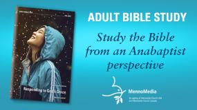 MennoMedia Adult Bible Study ad