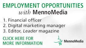 MennoMedia employment ad