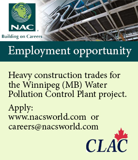 NAC Employment ad