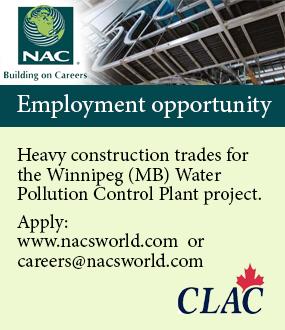 NAC Employment ad