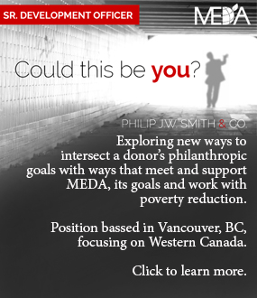 MEDA leadership ad