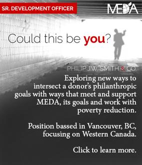 MEDA leadership ad