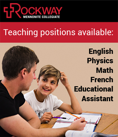 Rockway teaching ads