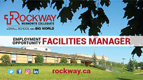 Rockway employment opportunity