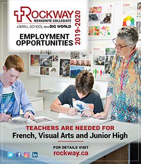Rockway employment