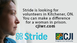 STRIDE looking for volunteers