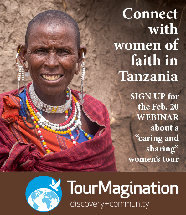 TM webinar on women of faith in Tanzania
