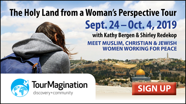 Women's tour to the Holy Land