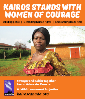 Kairos women's empowerment as