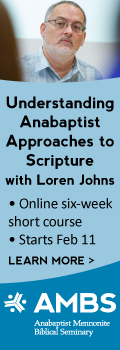 Loren Johns Anabaptist short course