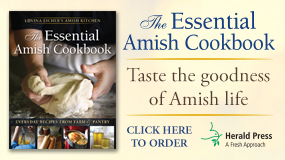 Essential Amish Cookbook, MennoMedia