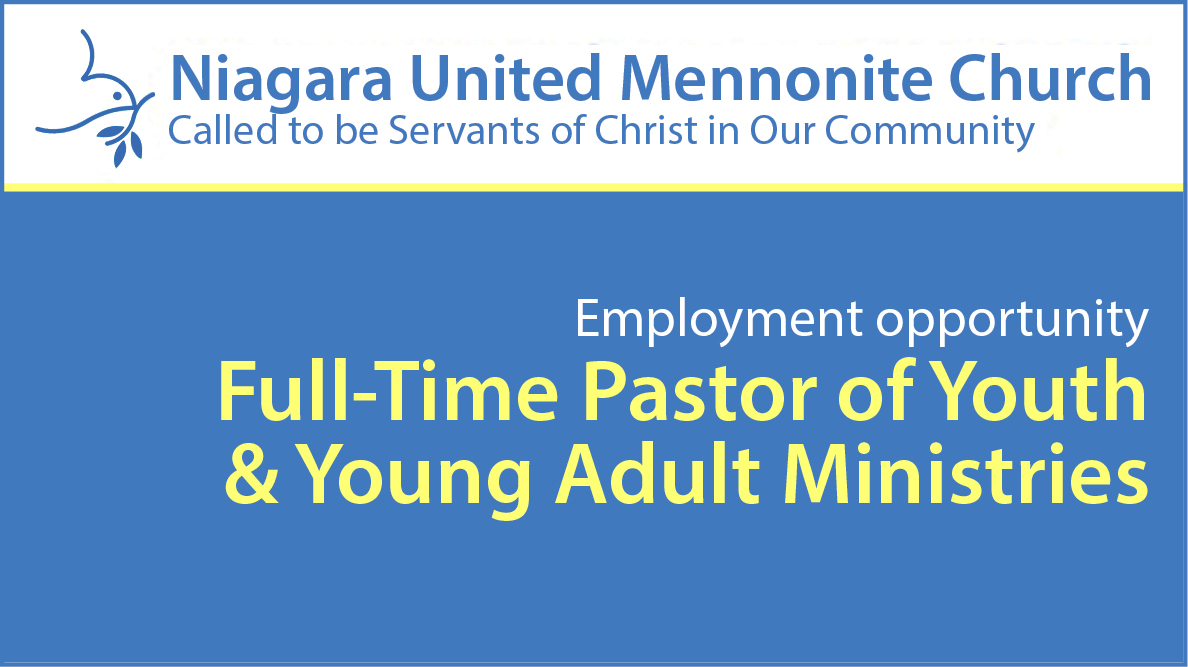 Niagara United MC Youth Pastor