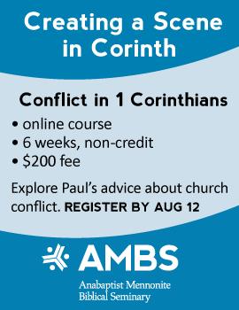 Church leadership center courses ad