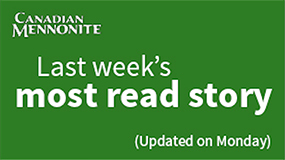 Last week's most read story